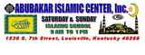 ABUBAKAR ISLAMIC CENTER OF LOUISVILLE INC., 1536 S.7TH STREET, LOUISVILLE, KENTUCKY, 40208, USA