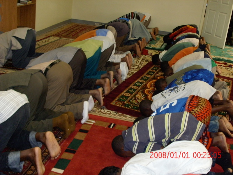 PRAYER IS THE FIRST PRIORITY